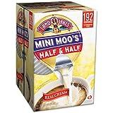 Mini Moos 100718 Mini Moos Half & Half, 192 creamers/Carton (54 oz total)