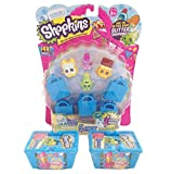 Shopkins Season 1 Value Pack - 9 Shopkins, 5 Bags and 2 Baskets