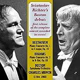Beethoven : Concerto pour piano n° 1 - Les créatures de Prométhée / Brahms : Concerto pour piano n° 2