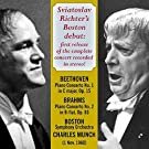 Beethoven : Concerto pour piano n� 1 - Les cr�atures de Prom�th�e / Brahms : Concerto pour piano n� 2