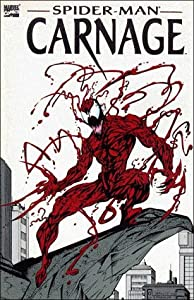 Spider-Man Carnage (Marvel Comics) by David Michelinie and Mark Bagley