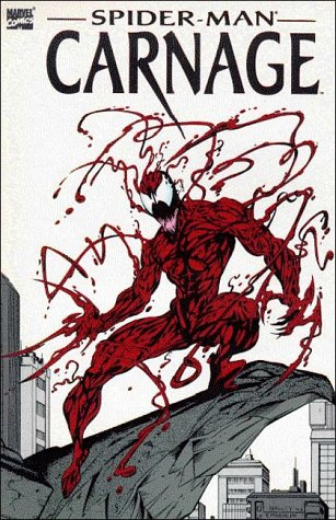 Spider-Man Carnage (Marvel Comics)