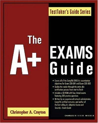 A+ Exams Guide (Exam 220-301)(Exam 220-302)