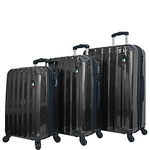 mia-toro-spazzolato-lucido-hardside-spinner-luggage-3-piece-set-burgundy-one-size