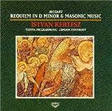 モーツァルト:レクイエム&フリーメンのための音楽