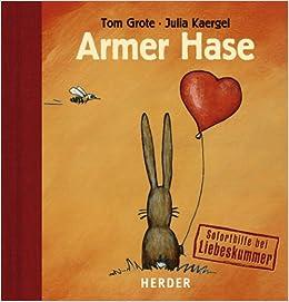 Armer Hase: Tom Grote: 9783451290756: Amazon.com: Books