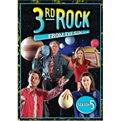 3rd Rock from the Sun: Season 5 (US Version)