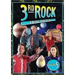 3rd Rock from the Sun: Season 5 (US Version)