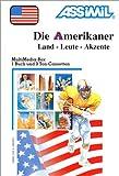 echange, troc Assimil - Collection Civilisation - Die Amerikaner (1 livre + coffret de 3 cassettes) (en allemand)