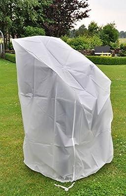 Schutzhülle Abdeckung Hülle für Stapelstühle Gartenstühle 61035