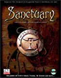img - for Sanctuary (d20 System) book / textbook / text book