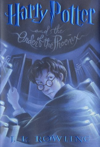 Harry Potter and the Order of the Phoenix (Book 5, Deluxe Edition)