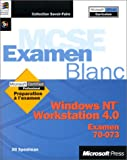 echange, troc Microsoft Corporation - Examen blanc Microsoft Windows NT Workstation 4.0 examen 70-073