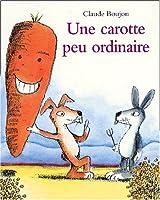 Une carotte peu ordinaire