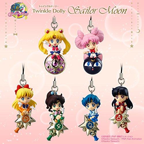 Twinkle Dolly セーラームーン 10個入 BOX(食玩・キャンディー)
