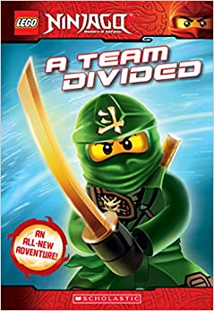 LEGO Ninjago: A Team Divided (Chapter Book #6) Paperback – December