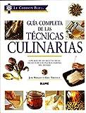 Gu¡a completa técnicas culinarias