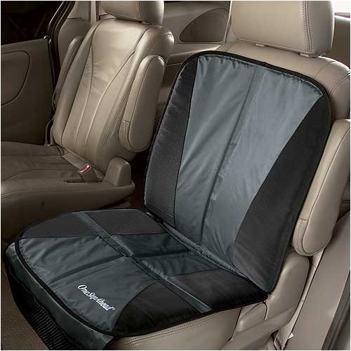 Read About One Step Ahead Car Seat Protector for Upholstery
