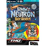 Jimmy Neutron Boy Genius Double Pack