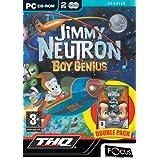 Jimmy Neutron Boy Genius Double Pack
