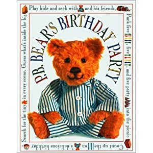 P.B. Bear's Birthday Party