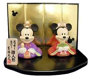 Desney Mini Hinamatsuri Doll Micky Mouse