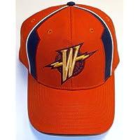 NBA Golden State Warriors Adjustable Velcro Strap Back NBA Elevation Hat - XZ416