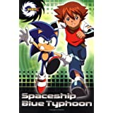 Spaceship Blue Typhoon (Sonic X)