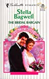 img - for The Bridal Bargain (Virgin Bride) (Silhouette Romance, No 1414) book / textbook / text book