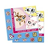 Hasbro Littlest Pet Shop Luncheon Napkins