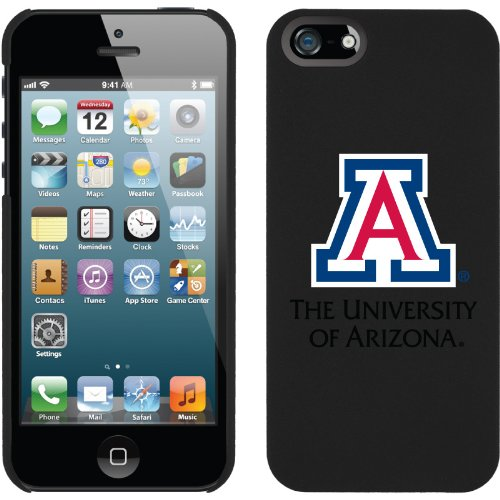 Best Price University of Arizona design on iPhone 5 Thinshield Snap-On Case by Coveroo