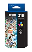 Epson T215120-BCS Multi-Pack Ink Cartridge from Epson Consumables