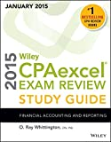 img - for Wiley CPAexcel Exam Review 2015 Study Guide (January): Financial Accounting and Reporting (Wiley Cpa Exam Review) book / textbook / text book