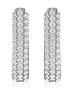 Diamant Vendome Pendientes Oro Blanco