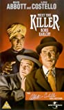 Abbott And Costello Meet The Killer, Boris Karloff [VHS]