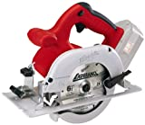 Milwaukee - Model: 6310-20 Cordless Circular Saw 18-volt with 6-1/2-inch Blade Ni-cad (tool Only, No Battery)