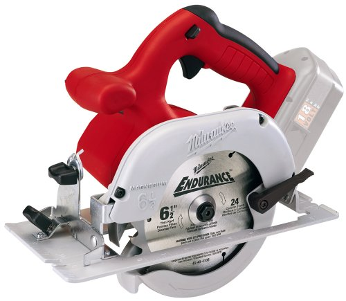 Milwaukee 6310-20 18-Volt 6-1/2-Inch Ni-Cad Cordless Circular Saw (Tool Only, No Battery)