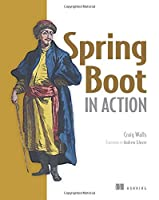 Spring Boot in Action Front Cover