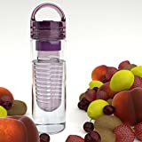 Personally Balanced Infusion Water Bottle-Easy Cleaning-Leak Proof.