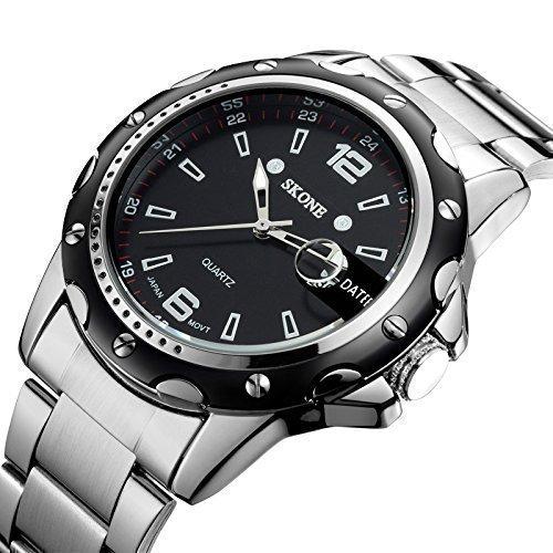 Elegant - Men's Luxury Steel Case Watch