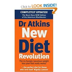 dr atkins diet book free