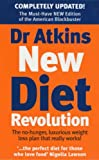 Dr. Atkins' New Diet Revolution Robert C. Atkins