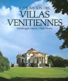 echange, troc Michelangelo Muraro, Paolo Marton - Civilisation des villas vénitiennes