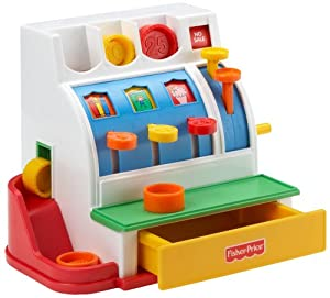 Mattel 72044-0 - Fisher-Price Registrierkasse