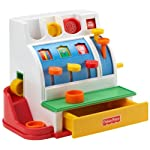 Fisher-Price 72044-0 – Registratore di cassa
