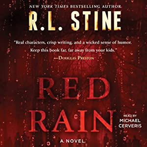 Red Rain: A Novel | [R. L. Stine]