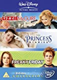 Teen Girl Triple: Freaky Friday / The Princess Diaries / Lizzie McGuire [DVD]
