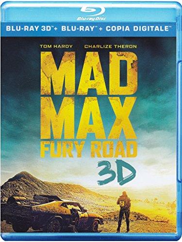 Brd Mad Max - Fury Road (2d+3.d)(2D+3D) [3D Blu-ray] [IT Import]
