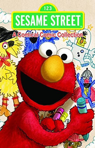 sesame-street-a-comical-comic-collection