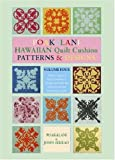 img - for Poakalani Quilt Cushion Patterns and Designs, Vol. 4 by John (2003-10-02) book / textbook / text book